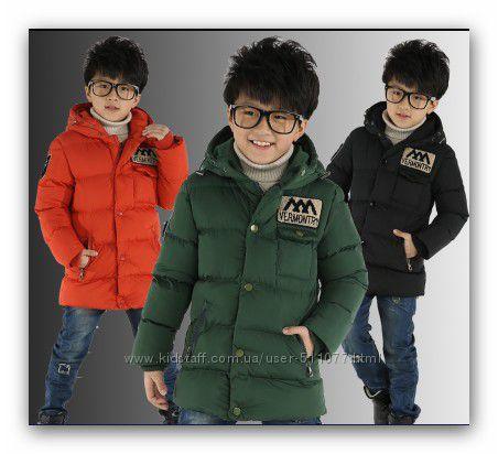 Курточки для мальчиков на синтепоне м.2