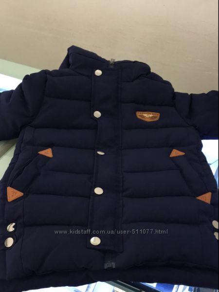 Реальные фото курточки на синтепоне