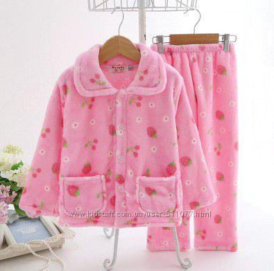 Пижамки на меховушке