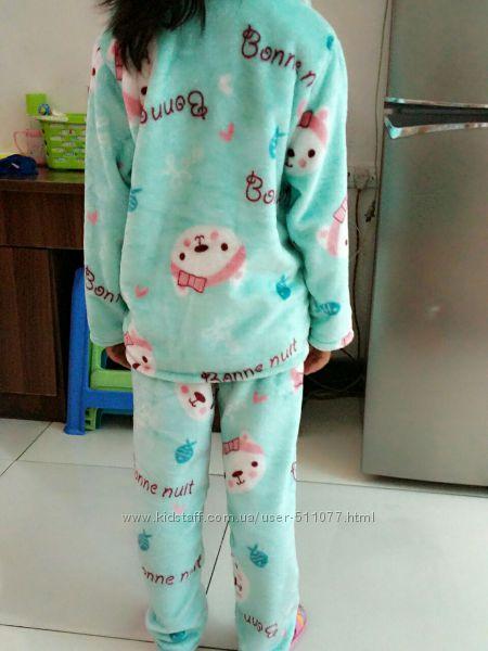 Реальные фото пижамок на меховушке