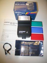 Продам новую фотовспышку Unomat B24 auto