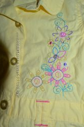 платье  Primark c вышивкой