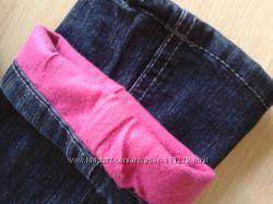 джинсы  утепленные термо, р. 116