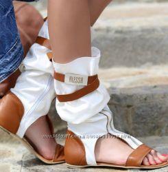 Инд. пошив летние сапоги