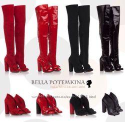 Пошив обуви Реплика Ботфорты Потемкина  bellapotemkina
