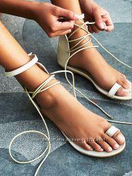 Пошив обуви Босоножки переплеты