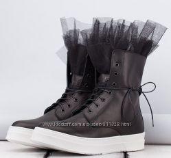 Пошив обуви Брендовые кеды и ботинки спорт разные модели