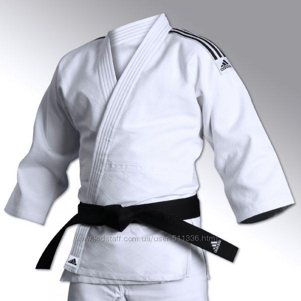 Кимоно Adidas Training J500 для Дзюдо.