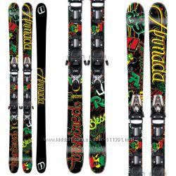 Продам новые лыжи Armada Thall  плита Quick Look  кр. Vist V212