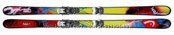 Продам новые лыжи HEAD Frame Wall  крепления ATTACK 13 2015
