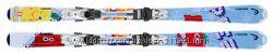 Продам новые лыжи HEAD PEZ Team LR  крепления LRX 7. 5 2015
