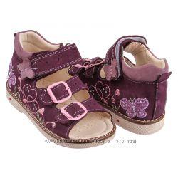 Супер красивые и удобные сандалики Dr. Mymi со скидкой