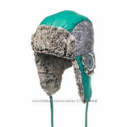 Классная шапка-ушанка модель Карл