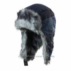 Меховая шапка для мальчика Dembohouse