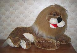 Большая мягкая игрушка Лев