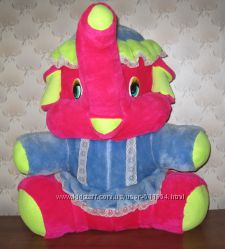 Большая мягкая игрушка - Слон мечты