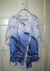Нежная летняя блуза для красивой девушки