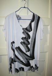 Летняя блуза для эффектной девушки