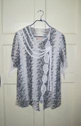 Летняя блуза для красивой девушки