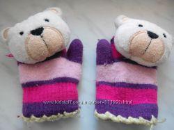 рукавички для девочки
