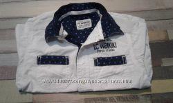 Рубашка бренд LC Waikiki 4-5 и 6-7 лет