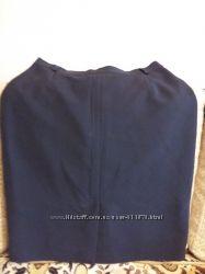 Классическая строгая юбка 46р. в отличном состоянии