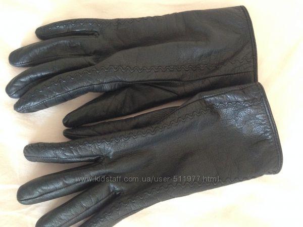 Перчатки кожа натуральная