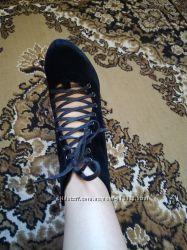 Ботилоны на шнуровке
