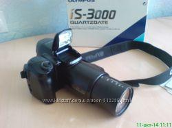 Продам фотоаппарат OLYMPUS IS-3000. Чистый Японец.