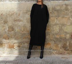 Красивое платье свободного силуэта. Любые размеры