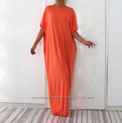 Платье свободный силуэт