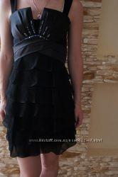 Платье вечернее с балеро размер S