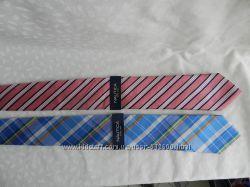 Nautica галстуки мужские шелковые оригинал из Америки большой выбор
