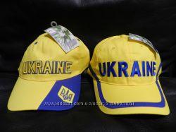 Кепка UKRAINE УКРАЇНА УКРАИНА головной убор бейсболка сборной Оригинал
