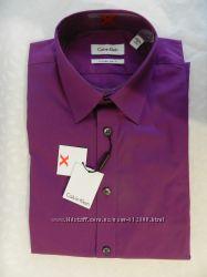 Мужские рубашки Calvin Klein класические новые 100  Оригинал из США