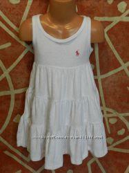 Сарафанчики Polo Ralph Lauren размеры от 2 до 16 лет 100 оригинал