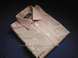 Рубашка новая р. 41 производство Финляндия, качество отличное