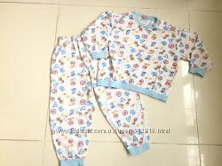 пижама на мальчика 3-4 года