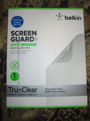 Защитная пленка Belkin Screen Overlay Anti-Smurge для Samsung Galaxy Tab 3
