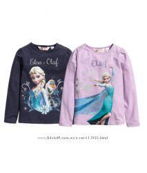 Регланы H&M для девочки