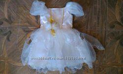 Нарядное платье для Вашей куколки.