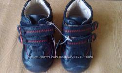 Кожаные  ботиночки, Ариал, 20 и 21 р-р