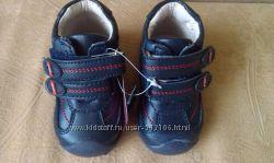 Кожаные ботинки, 20 р-р