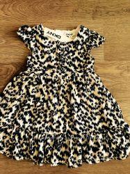 Стильное новое платье DKNY на 2 годика