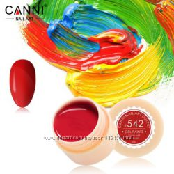 гель-краска Canni - безопасная формула