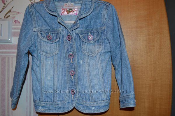 Модная джинсовая курточка от Next