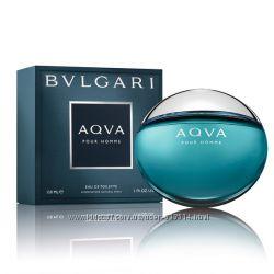 Bvlgari Aqva pour homme, Aqua Marine  все виды Парфюмерия оригинал