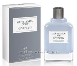 Givenchy Gentlemen 2017 Only Intense Casual Chic и др Парфюмерия оригинал
