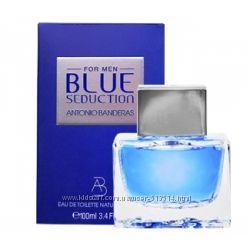 Antonio Banderas Blue Seduction Парфюмерия оригинал