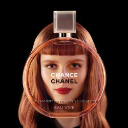 Chanel Chance Eau Vive Tender Fraiche весь ассортимент Парфюмерия оригинал